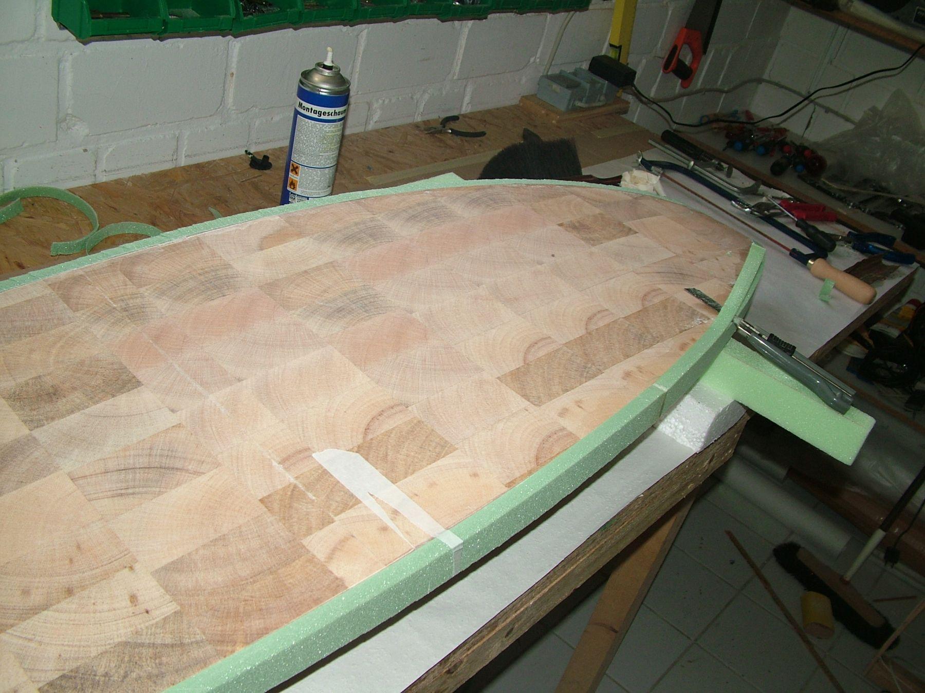 kite fish selbstbau. Black Bedroom Furniture Sets. Home Design Ideas