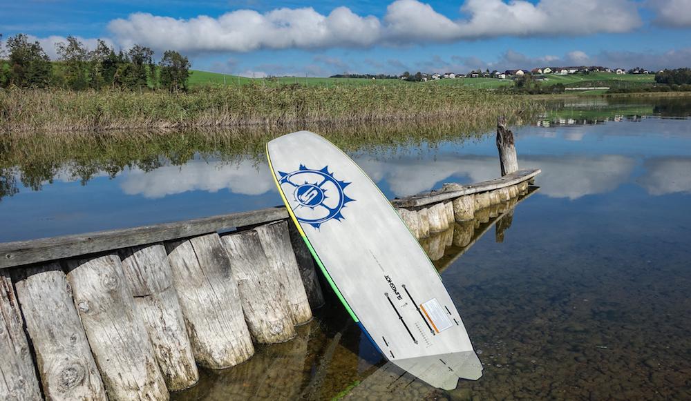 Kombi Boards Foil + Wave - auch für Fortgeschrittene [Archiv